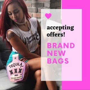 Brand new bags!